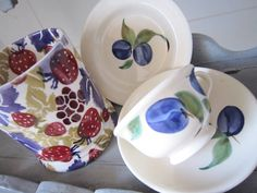 Emma Bridgewater Studio Special 0.5 Pint Mug for Collectors Day 2014