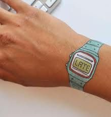 This and other wry temp tattoos in store Spring 13.  Coolhunting.com thinks these are cool.  I concur.