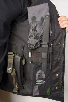 A fully loaded wearable EDC kit - tomorrows adventures | tomorrows adventures
