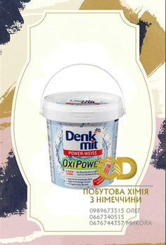 Denkmit  Oxi Power Power-Weiss, 0,75 kg dm de