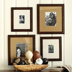 I love a good gallery wall but they sure can cost a big chunk of money! This past week I scooped up 6 of these beautiful @potterybarn Multi-Mat Frames for a grand total of $34.87 for ALL of them. I couldn't believe it! I'm convinced it doesn't take a lot of cash to give your home a little style...just a good clearance section. Read more on my Thursday Thrifts post at www.lizhendy.com (link in profile) #potterybarn #gallerywall #thursdaythrifts #clearance #homedecor #decorating