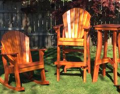 I'm going to make 1 more tall chair for my deck.. they are turning out well. Thanks again. Rick Wiedeman Adirondack Chair Plans, Adirondack Furniture, Outdoor Furniture, Outdoor Chairs, Outdoor Decor, Furniture Plans, Turning, Color Schemes, Deck