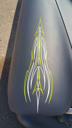 Pin By Tomasz Sz On Pinstriping Pinterest Pinstriping - Vinyl stripes for motorcyclesmetric cruiser motorcycle graphics decals roadstar fury vstar road