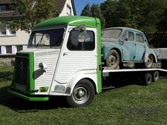 citroen-hy-plateau-01 Citroen Type H, Citroen H Van, French Classic, French Vintage, Camping Car, Tow Truck, All Cars, Cool Trucks, Peugeot