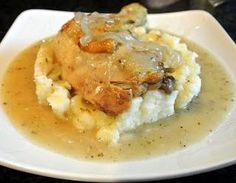 Chicken Recipes Crockpot Garlic Chicken gluten free recipe