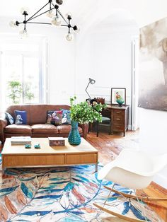 7 Simple Tips to Make Your Living Room Look Expensive via @MyDomaine