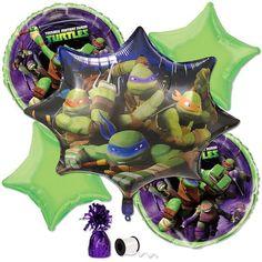 Unique Teenage Mutant Ninja Turtles Balloon Kit