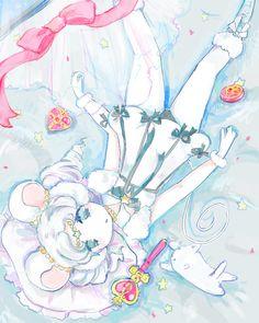 。゜☆.゜mahou cure゜.☆。゜ — girlsbydaylight: セーラーアイアンマウス by YUtuKI on pixiv