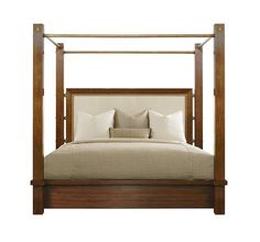 BED, 6/6 (King) from the Venue collection by Henredon Furniture