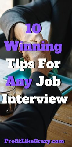 10 Tips For A Job Interview | Getting Prepared A Must Read! Online Work From Home, Work From Home Jobs, Make Money From Home, Make Money Online, How To Make Money, Investing Money, Saving Money, Saving Tips, Job Interview Tips