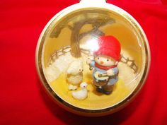 Vintage 1979 Panorama Ball The Drummer Boy by DeeSweetNostalgia, $19.99 - SOLD
