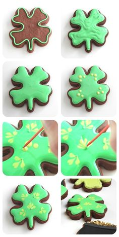 ST. PATRICKS DAY COOKIE TUTORIAL