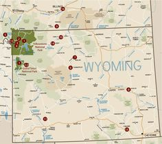 2593 Best Wyoming images