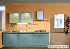 Farbkombination Esszimmer, Wandfarben In Pearl/Frotzen/Hellgelb | Farbgestaltung  Küche | Pinterest