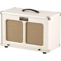 RiveraVenus 1x12 Guitar Speaker CabinetWhite