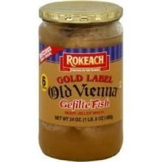 Rokeach Old Vienna Gold Fish (12x24oz )