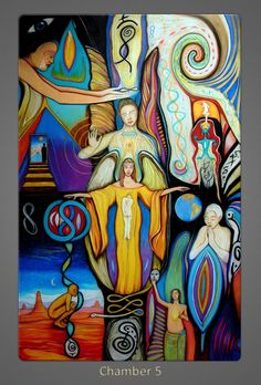 Hakomi Chamber 5 Painting.