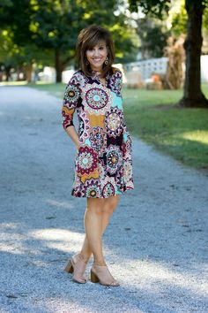 FASHION FRIDAY-FALL DRESS