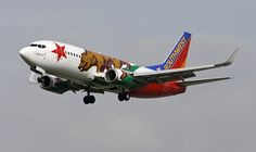 """Southwest Airlines' """"California 1"""""""