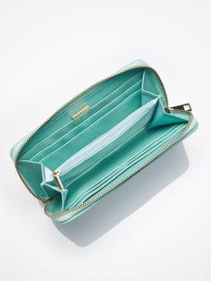 Baby blue wallet KD627-60X