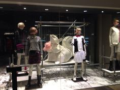 LK by Lincoln Keung: I.T Window Display - Pacific Place in Hong Kong