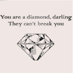 """""""People, like diamonds, have a basic market value, but it is only after they have been polished that the world will pay their real value."""" – William Thourlby"""
