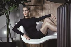 Chic e Fashion: Ana Hickmann Fashion Jewelry by Rommanel‏