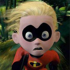 """52. Spencer Fox as Dashiell Robert """"Dash"""" Parr (""""The Incredibles"""")"""