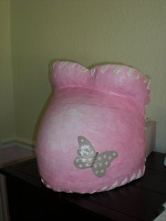 Butterfly bellycast #pregnancy #baby simplyplastered.com