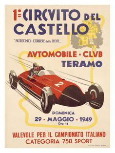 No. 1 Circuito del Castello