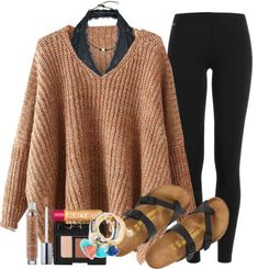 How To Wear Birkenstock Outfits Style Casual Ideas For 2019 School Outfits For Teen Girls, Casual School Outfits, Cute Lazy Outfits, Teenage Outfits, Teen Fashion Outfits, Mode Outfits, Outfits For Teens, Look Fashion, Fashion Models