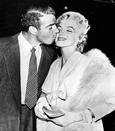 12 celebrities put pen to paper and declare their romantic passion - Marilyn Monroe's love letter to Joe DiMaggio