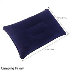Camping Pillow - awesome variety. Need to check out...