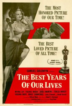 The Best Years of Our Lives 27x40 Movie Poster (1946)
