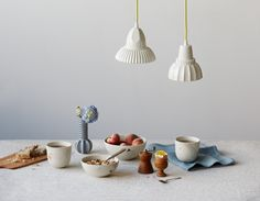 http://livingcolourstyle.com Finnsdottir ceramics see more on Livingcolourstyle.com