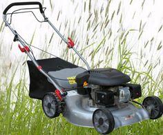 RHYAS 20″ Petrol Lawnmower Self Propelled