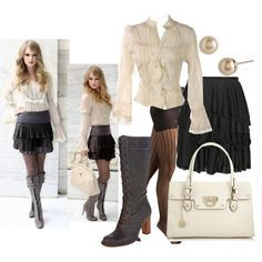 modern victorian inspired clothing - Google Search