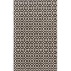 Alcott Hill Casper Gray Indoor/Outdoor Area Rug Rug Size: 9' x 12'
