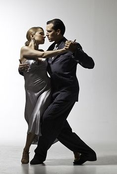 Faye & Bryant Lopez. Tango dancers