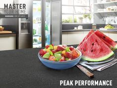 Want to do ripe right? Metal Cooling seals in freshness, so you can taste the season's goods at their best. #MasterYourHome http://smsn.us/AugustFoodGuide