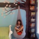 15 Diy Wall Library For Bookworm