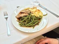 Gala-Diner in Plön - lecker war's...