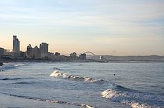 Durban South Africa. Memories from childhood and my relatives that live there.