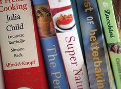 Writing Your Own Cookbook (from David Lebovitz) - Includes LOTS of links to other great posts