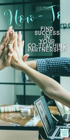 Finding Success in Your Co-Teaching Partnership is now open for enrollment. Get actionable strategies no matter what stage you are in your teaching career. Teaching Plan, Teaching Career, Free Teaching Resources, Teaching Strategies, Teaching Kindergarten, Teaching Tips, Teacher Resources, Planning School, Professional Development For Teachers