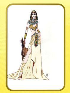 8a729afca Las 19 mejores imágenes de Historia de la moda de Egipto hasta ...