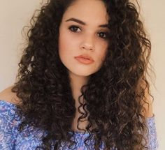 Soft Curly Brazilian Human Hair Full Lace Wig With Comb And Strap Curly Hair Tips, Curly Hair Styles, Natural Hair Styles, Updo Curly, 3c Hair, Fitness Models, Curly Girl, Curly Nikki, Dream Hair