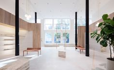 Thakoon's flagship brings serenity to New York in a seamless setting