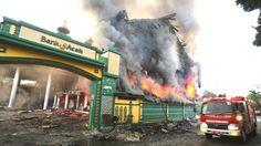 Kebakaran Bank Aceh
