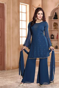 At Nikvik, we have a #huge #collection of the #Readymade #Salwar Kameez suits in a variety of styles.  #Nikvik is the #bestseller of Readymade Salwar #Kameez #suit in #USA #AUSTRALIA #CANADA #UAE #UK Readymade Salwar Kameez, Pakistani Salwar Kameez, Anarkali, Lehenga, Churidar, Salwar Suits, Kurti, Palazzo Dress, Palazzo Suit